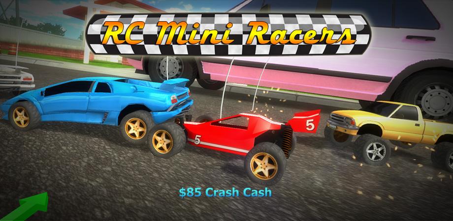 Blackberry RC Mini Racers